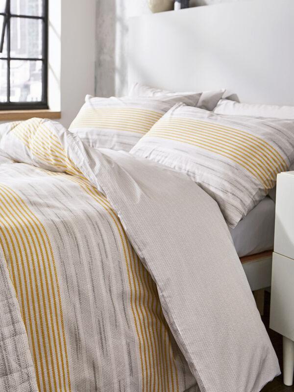 Soho Stripe Duvet Cover Set