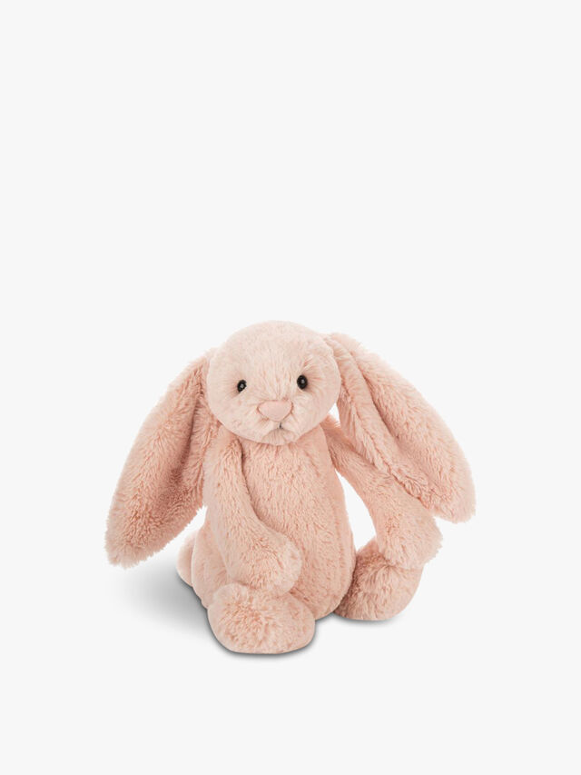 Bashful Blush Small Bunny