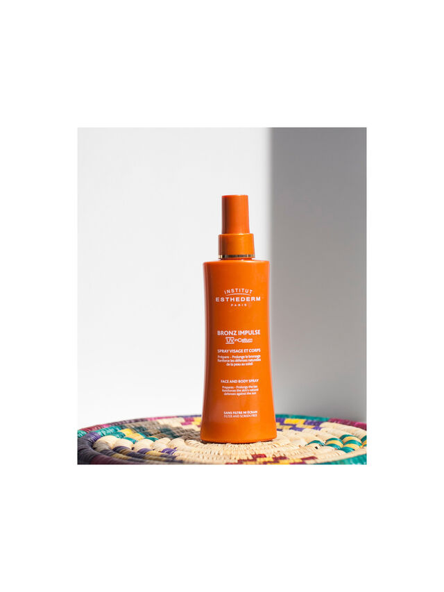 Bronz Impulse Face and Body Tan Booster