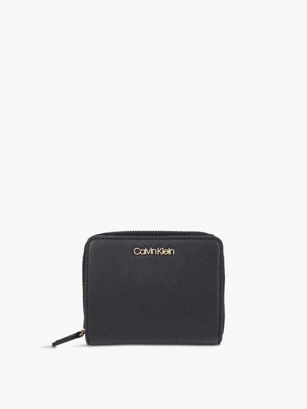 CK Must Medium Zip Around Wallet W Flap