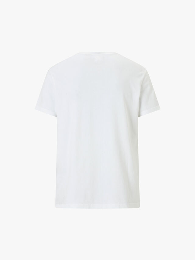 Oversized Baby Tab T-Shirt