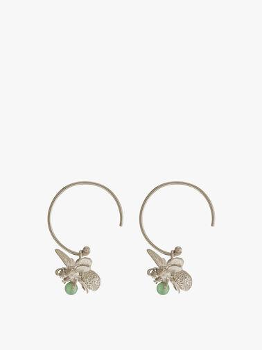 Flying Bee Earring