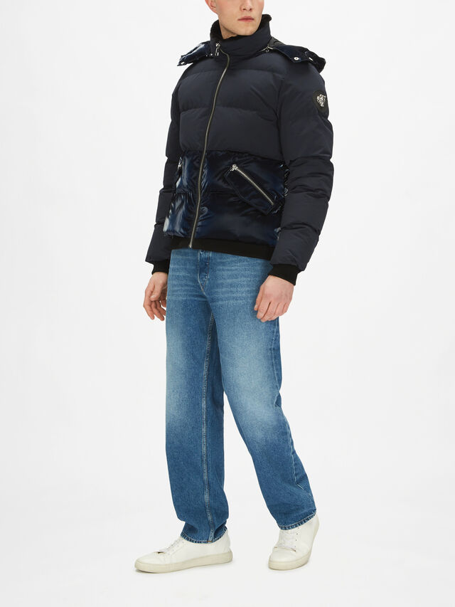 Woody Bomber Jacket