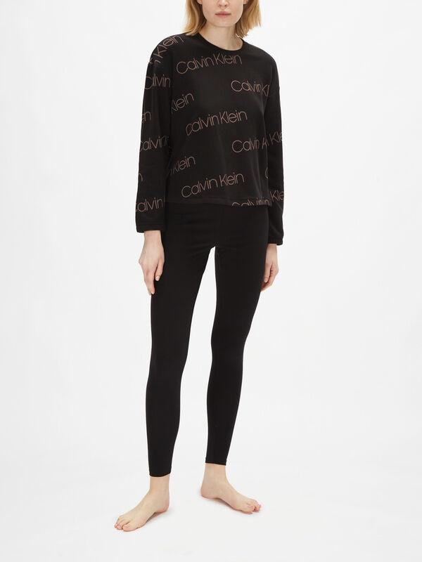 Icon Lounge Long Sleeve Sweatshirt