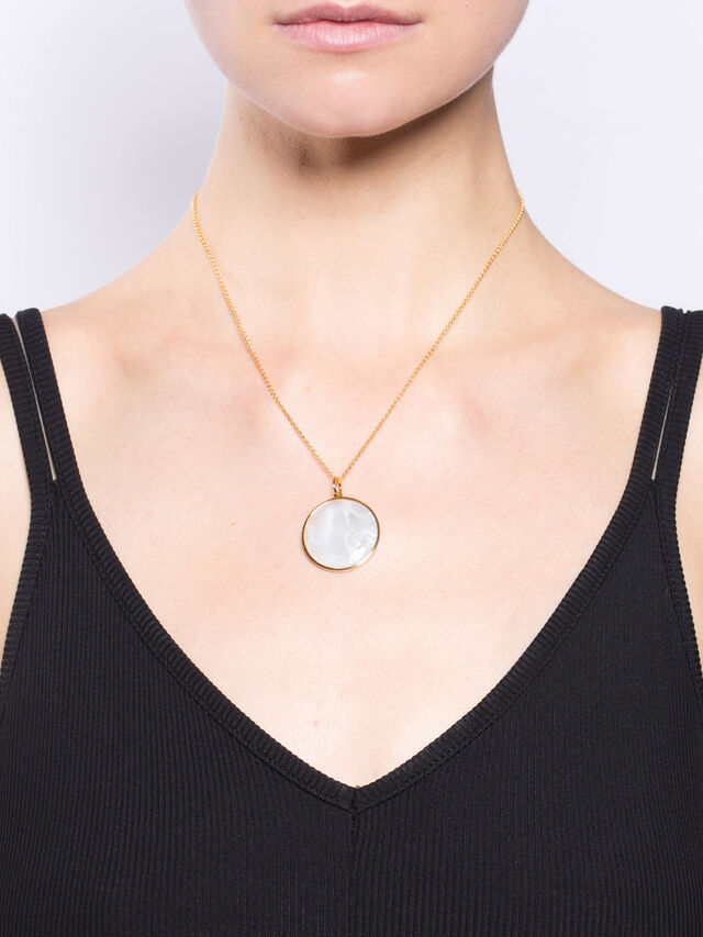 Mini Aphrodite Pendant Necklace