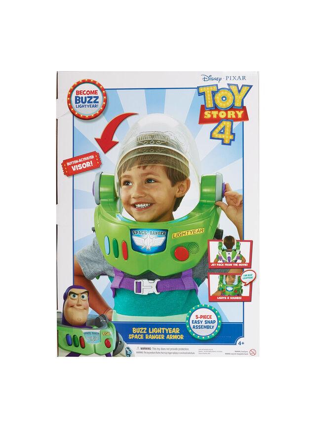 Buzz Lightyear Space Ranger Armor