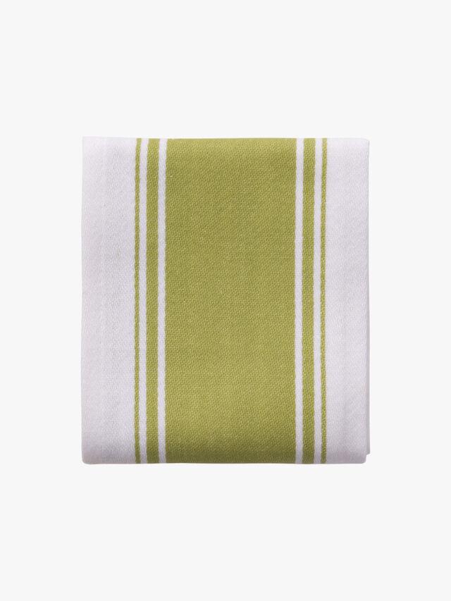 Love Colour Striped Tea Towel