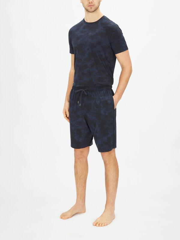 London Tie Dye Shorts