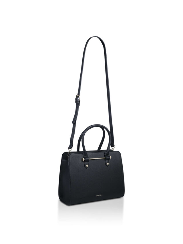 LOLA STRUCTURED TOTE