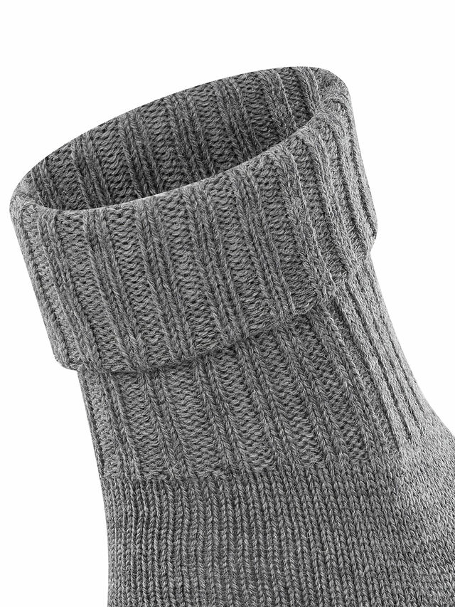 Plymouth Cable Cuff Sock
