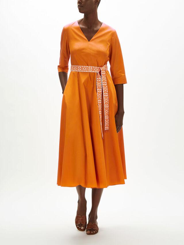 Agrume Cotton Maxi Dres