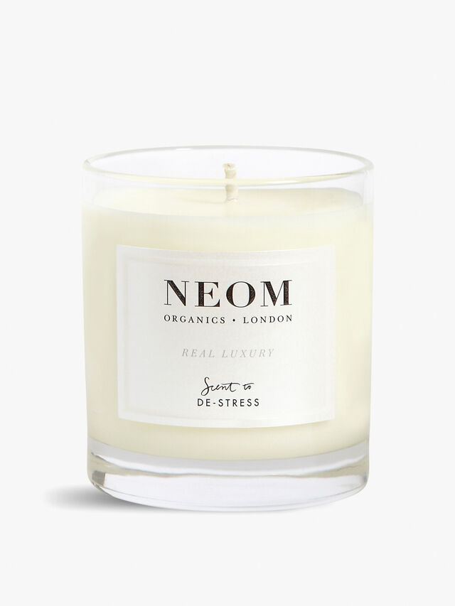 Real Luxury 1 Wick Scented Candle