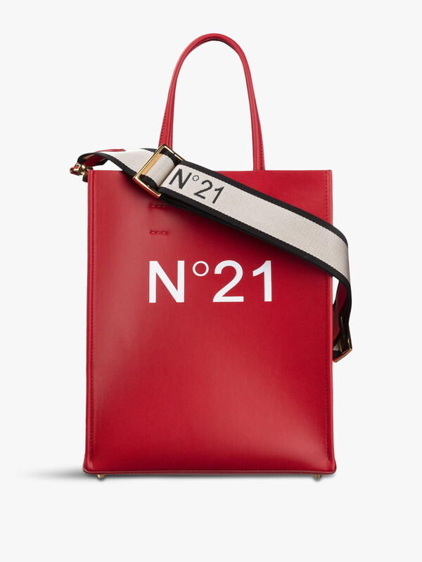 Tall Shopping Logo Tote