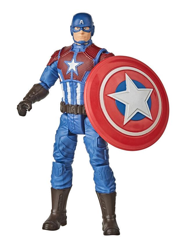 Gamerverse Captain America
