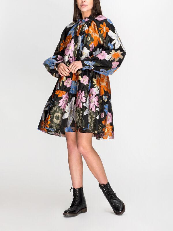 Jasmine Organza Dress