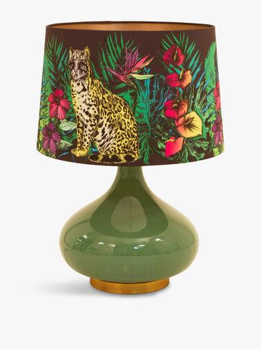 Midnight Jungle Table Lamp