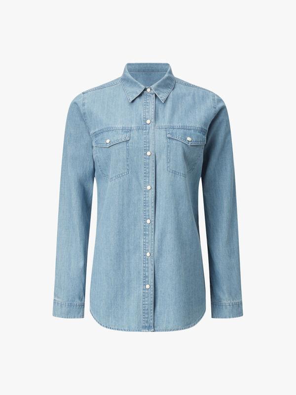 Perfect Denim Shirt