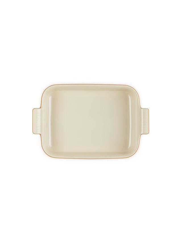 Deep Rectangular Dish 32cm 4l
