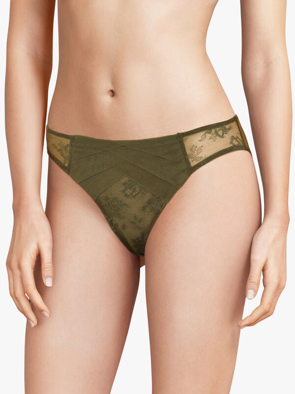 Encens'Moi Dentelle Brazilian Brief