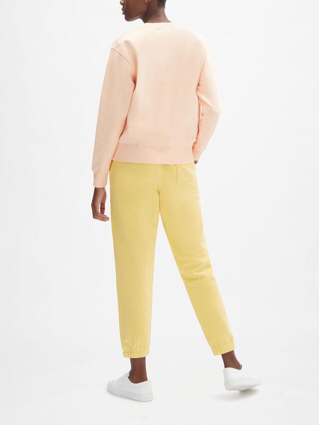 Women Light Organic Crew Sweatshirt