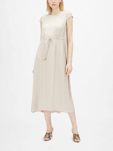 Cap-Slv-A-Line-Midi-Dress-w-Drawstring-Waist-S02306D-1940