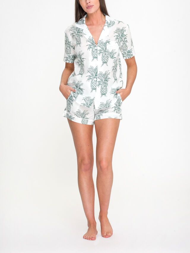 Howie Short Sleeve Pyjama Set