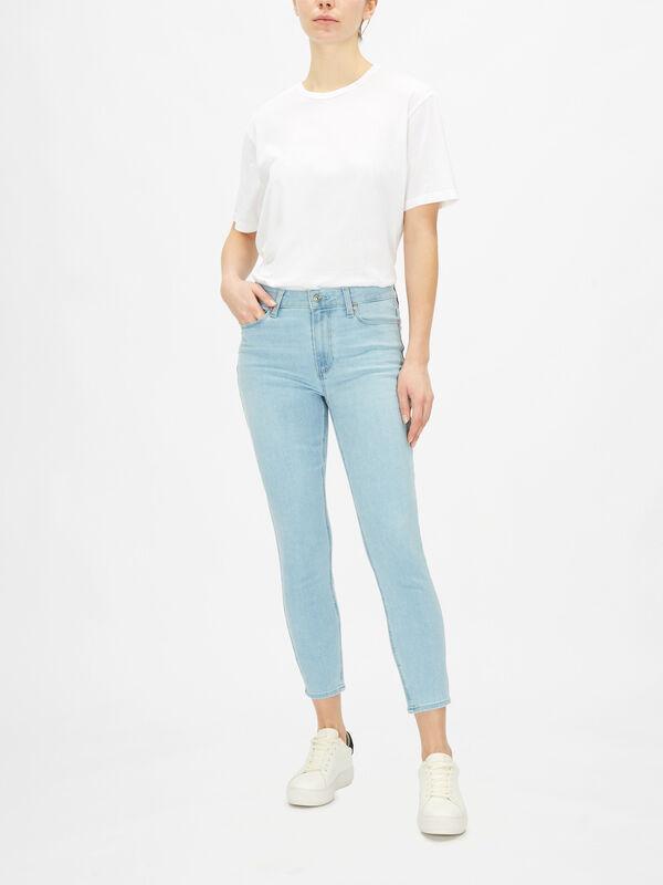 Hoxton Crop Jean