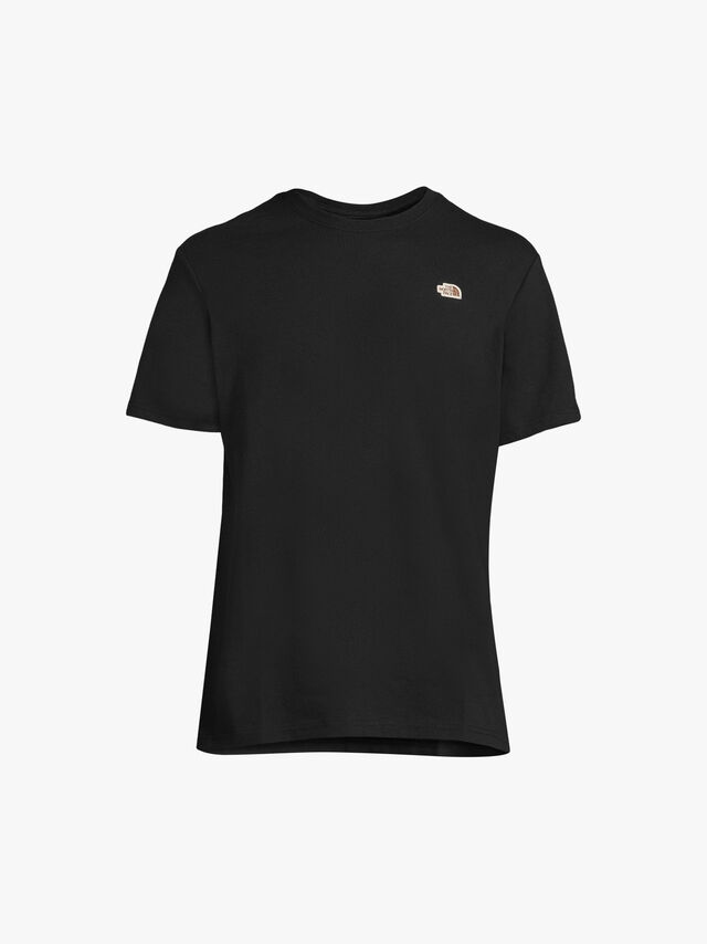 Recycled Scrap Small Logo Tee