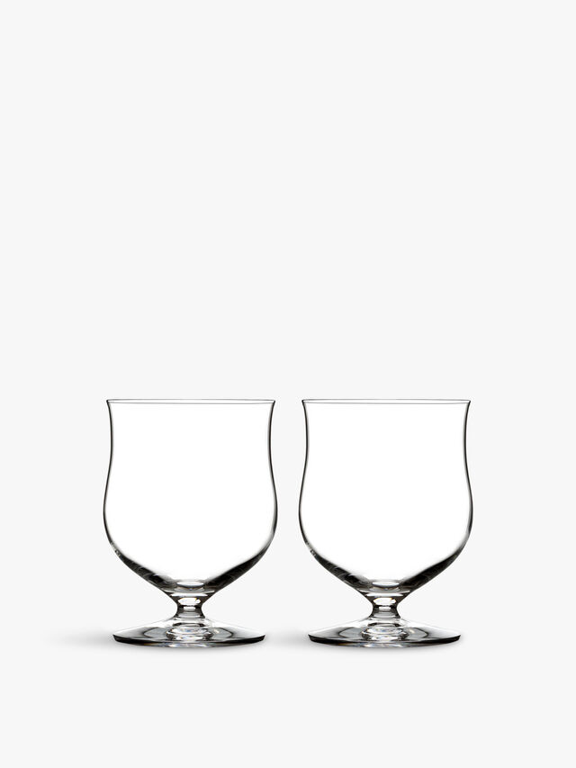 Elegance Single Malt Glass Pair
