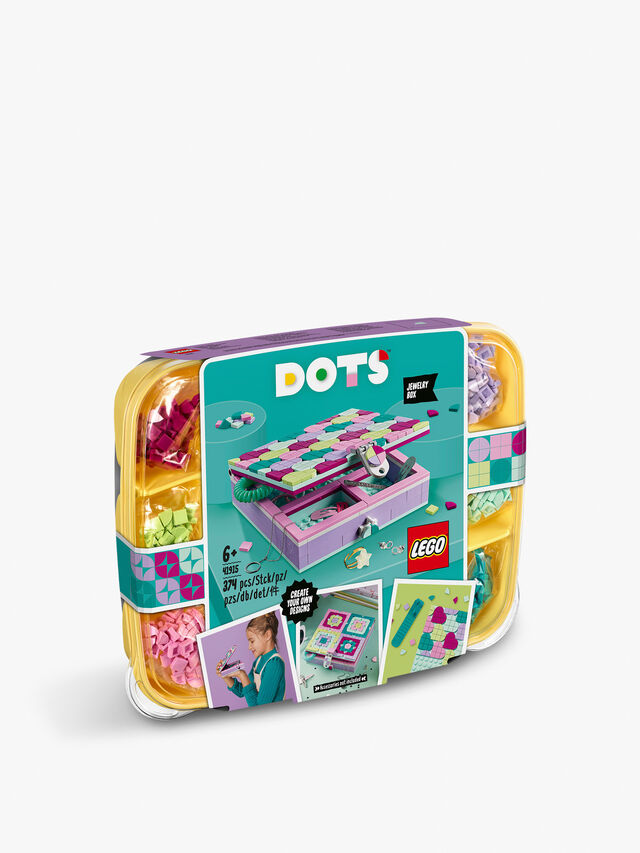 Dots Jewelry Box