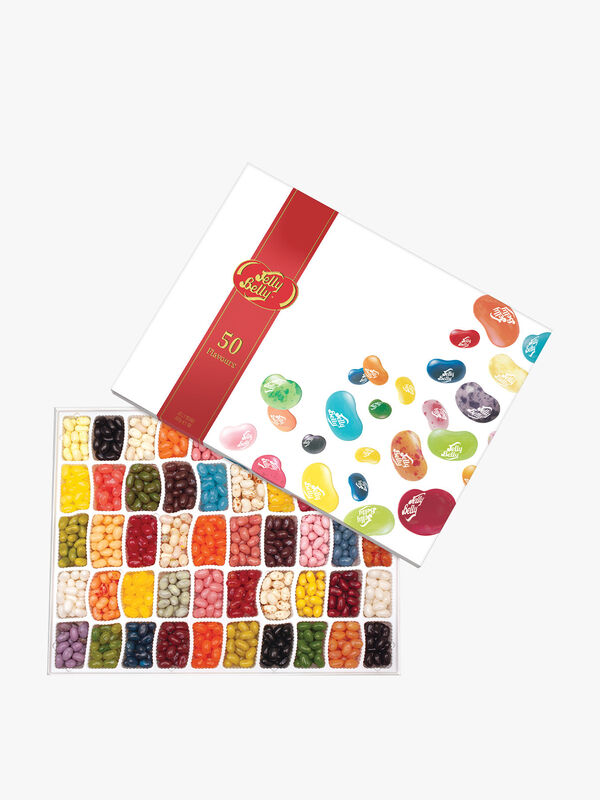 50 Flavour Gift Box 600g