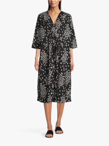 Neila-Ditsy-Print-3-1-4-Slv-Midi-Dress-1003581