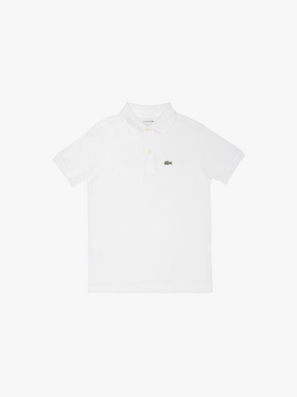 Ultra-Light Cotton Tennis Polo Shirt
