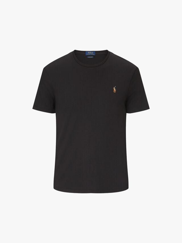 Custom Slim Fit Interlock T-Shirt