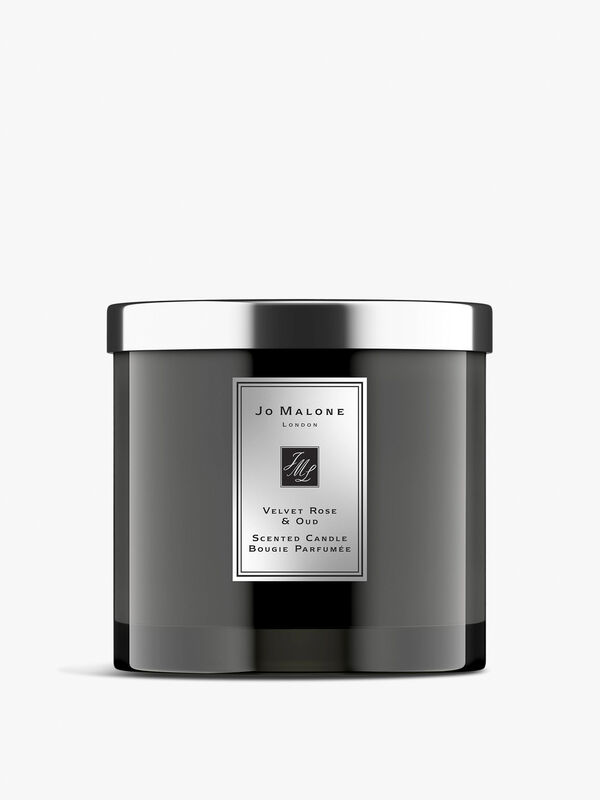 Jo Malone London Velvet Rose & Oud Deluxe Candle 600g