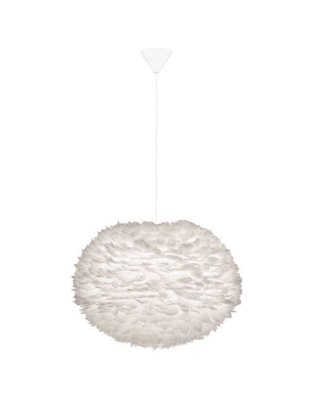 Eos Large White Light Shade