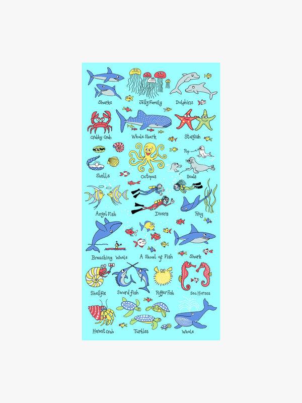Ocean Towel