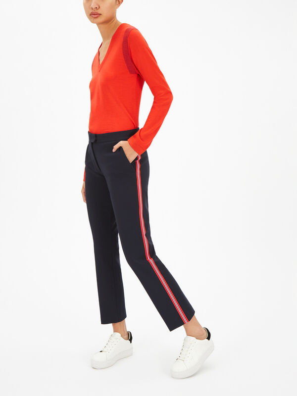 Milano Jersey Trouser