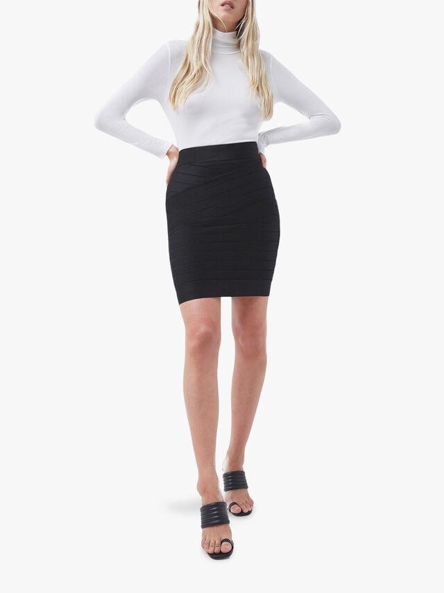 Zasha Spotlight Pencil Skirt