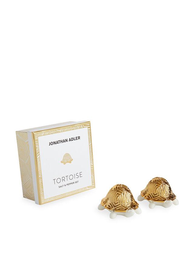 Tortoise Salt and Pepper Set