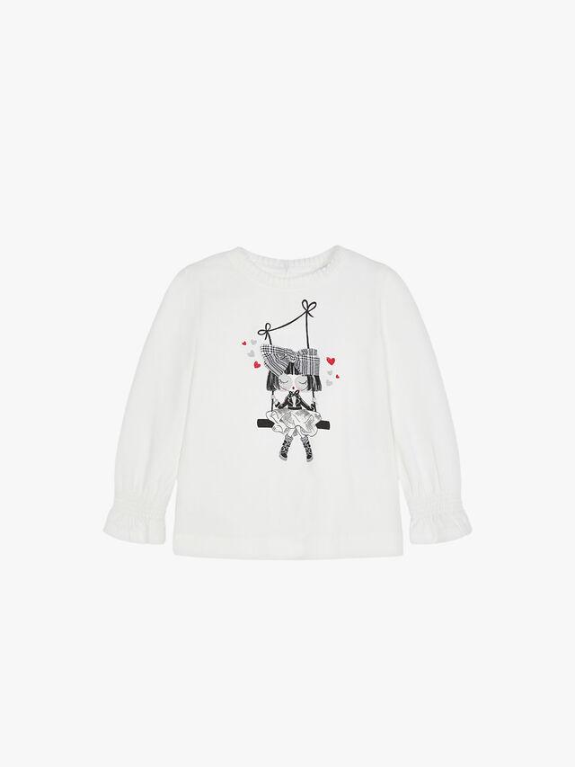 L/s doll t-shirt