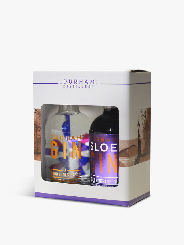 Durham Gin and Sloe Twin Pack