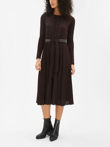 Zufolo-Jersey-Pleated-Midi-Dress-0001060246