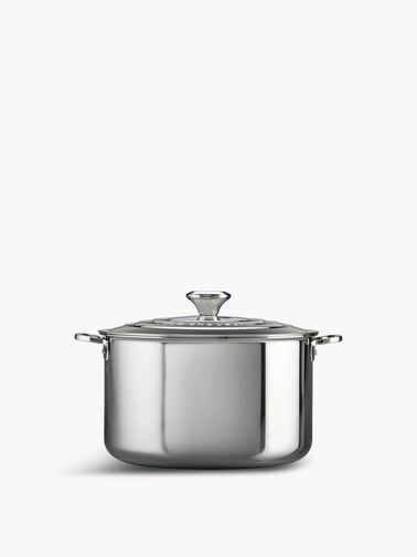 Signature Uncoated Deep Casserole 20cm