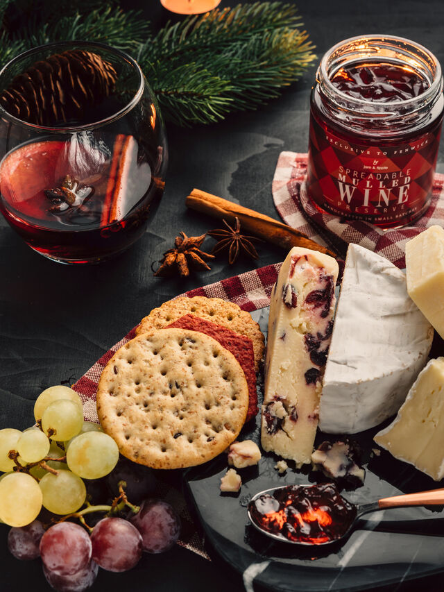 Exclusive Spreadable Mulled Wine 225g