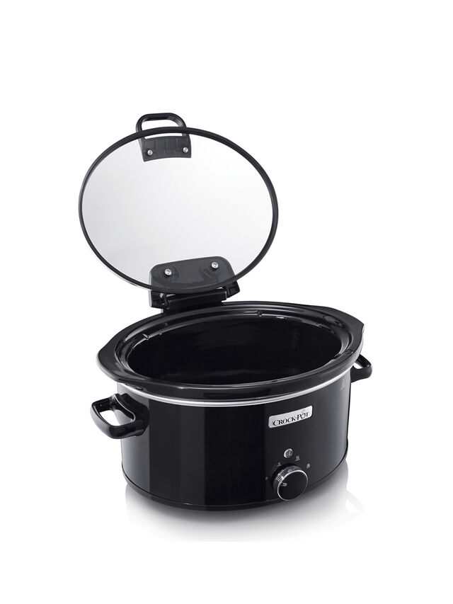 5.7L Hinged Lid Slow Cooker