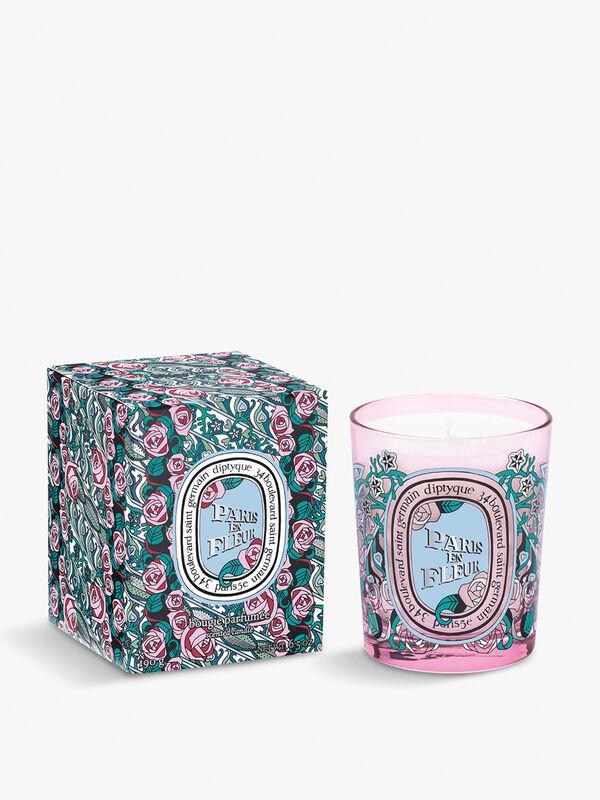 Paris en Fleur Candle 190 g