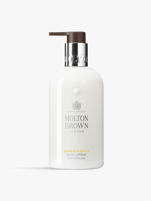 Vetiver & Grapefruit Body Lotion