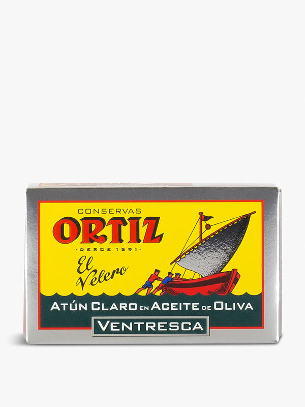 Yellowfin Tuna Belly  in Olive Oil 110g