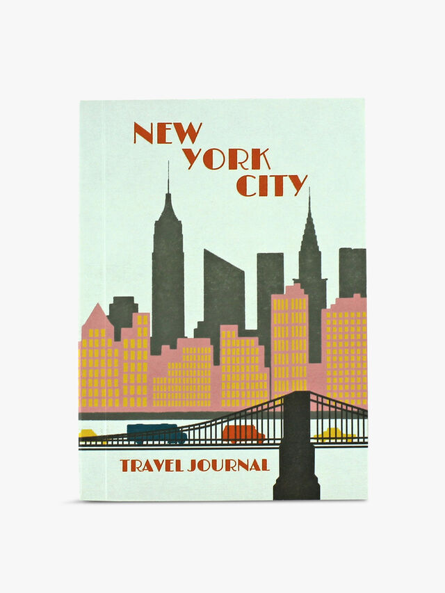 Travel Journal New York City
